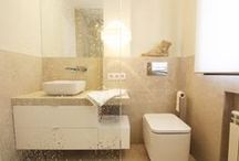 Baños / algunos de los cuartos de baño que hemos hecho últimamente en nuestras obras de arroyoARQUITECTOS y otros que nos gustan...