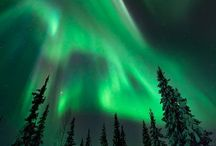 Northern Lights / Beautiful Northen Lights
