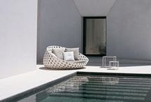 Piscine - Inspirations / Quelques idées à piquer pour aménager et concevoir sa piscine