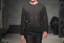 Straight from the Runway - Men Styles / Take a look at the best men styles, straight from the runway. A combination of different men outfits, from different designers. Here you can find some of the best portuguese designers.