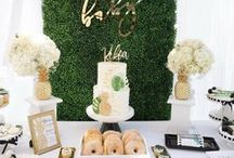 Baby Shower Party Ideas / The most adorable baby shower party ideas to welcome a new bundle of joy. Inspirational baby shower games, baby shower food, baby shower decor and baby shower favors.