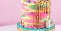 Birthday Cakes / The most beautiful birthday cakes for all ages. Get ideas, recipes and sources for a unique birthday cake.