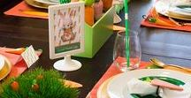 Easter Party Ideas / Easter party ideas, Easter kids activities, Easter food ideas, Easter DIY and decor.