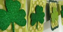 St. Patricks' Day Party Ideas / St. Patrick's Day Party ideas, craft, decor, DIY tutorials and fun filled St. Patrick's day food inspirations.