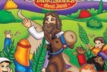 """YesKids Range / These colourfully illustrated Bible Stories Series is based on 2 Corinthians 1:20-21. God's promises are stamped with a big YES! When we say YES! to Jesus, God affirms us, making use a sure thing in Christ, putting """"YES"""" within us. Target Market: Children 4 to 7 years."""