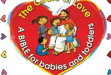 Circle of Love Book for Kids / This unique Bible One wants parents and caregivers help loving bonds with children aged 0-3 years. Parents and caregivers through Bible stories and applications to help emotionally and lovingly to connect with their young child. Therefore, the simple Bible stories and activities over and over used because it is about strengthening the emotional bond and love between parents / caregivers and young children. Ewald van Rensburg Illustrations Magriet Brink