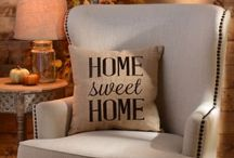 Home Sweet Home / by HARRIS