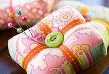 Игольницы своими руками ❁ Pin cushions DIY / Игольницы своими руками. Pin cushions DIY.
