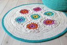 Коврики, половики ❁ Rugs / Коврики, половики своими руками. DIY rugs for home.