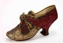 sapatos de epocas