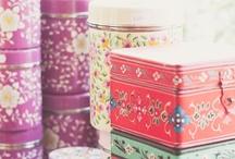 Tins & Boxes