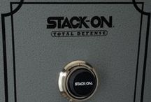 Total Defense Safes / Protect your valuables from fire & water with Stack-On Total Defense Safes.