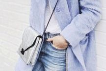 how to wear it - blue