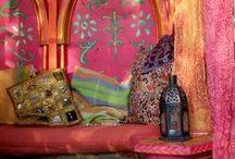 BohemianMoroccanChateauesque Dream Nest / by Chavisaery Moth