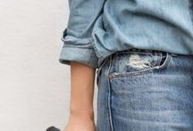 how to wear it - denim
