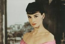 Amazing Audrey / by Leslie Gray