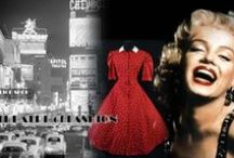 50s style dresses 50s dresses / www.theatreoffashion.com For the most beautiful vintage fashion. 50s style wedding dresses, 50s style dresses, 50s style clothing, 50 style dresses, 1950s wedding dresses, 1950s style dresses. http://www.theatreoffashion.com/