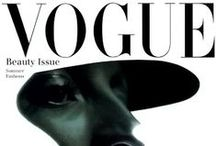 The Best Vogue Covers: Vogue Through the Ages / Beautiful, exquisite, exceptional, Vogue Through the Ages. http://www.theatreoffashion.com/