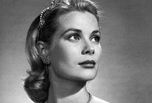 Grace Kelly & Prince Rainier Wedding In Monaco - April 19, 1956 / On April 19, 1956, stunning American Film Star, Grace Kelly marries His Serene Highness Prince Rainier III of Monaco, and becomes Her Serene Highness Grace, Princess of Monaco. This is just a small clip of the religious ceremony. The day before on April 18, 1956, the civil ceremony took place in the throne room of the palace.