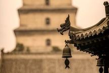 Traditional architecture / Traditional buildings & ancient temples in China