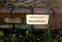 StoryWorks  / Identities at Work