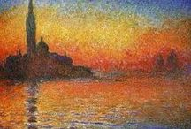 Claude Monet / by Leslie Gray