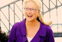 For Meryl' / an icon who inspired me