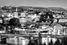 Praha / Moje město Praha