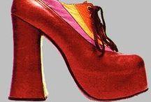 70s shoes 1970s designers 1970s fashion / 70s shoes 1970s designers 1970s fashion