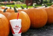 Healthy Fall Favorites / Smoothie King's Pumpkin Spice Smoothies are the best way to enjoy the 'it' flavor of the season and pursue wellness, deliciously!