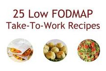 Low FODMAP Take-to-work recipes / A board about Low FODMAP take-to-work recipes created by low-FODMAP dietitians, nutritionists and chefs.