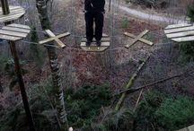 Jari seikkailee / Elämä on seikkailu! #huippu #seikkailupuisto
