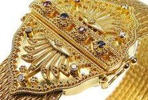 Greek Byzantine Jewelry at Athena's Treasures / Handmade Greek Jewelry