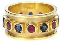 Birthstone jewelry / handmade rings and other jewelry on which you can choose your own birthstone. From the finest jewelry makers in Greece. Athena's Treasures: http://www.athenas-treasures.com/