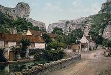 History / History of Lion Rock / Derricks Tea Rooms in Cheddar Gorge.