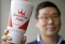 Smoothie King In The News / All the latest on your favorite smoothie brand - articles, features, recipes and more!