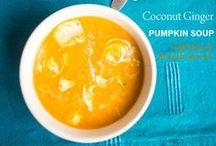 Low FODMAP Soups / A board about Low FODMAP soup recipes created by low-FODMAP dietitians, nutritionists and chefs.