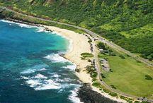 Havaí | Hawaii / Havaí, Hawaii, Lanikai beach, Diamond Head, North Shore, Luau, Oahu, Big Island, surf, esportes, trilhas e muito mais.