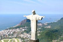 Brasil  | Brazil / Dicas de viagens no Brasil. São Paulo, Rio de Janeiro, Minas Gerais, Florianópolis, Arraial do Cabo, Salvador, Foz do Iguaçu, Chapada Diamantina e muito mais.