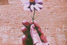 Street Art | Arte de Rua / Street Art and murals around the world. Arte de rua e grafite.