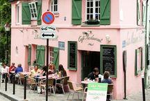 França | France / paris, places to go, europe, france, coffee shops, restaurants, wanderlust