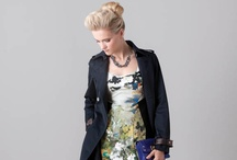 Fall Fashion / Wardrobe Staples 4 Different Ways  By Hilary Geisbert. Photography By David Colwell.