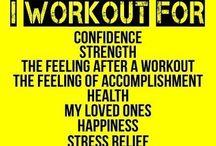 My fitness life