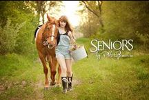 Horsing Around / Ideas for senior pictures with horses. Horse senior picture ideas. Senior picture ideas for girls.