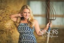 Farm Girl Fashion / Farm senior picture ideas. Farm girl senior picture ideas. Farm senior pictures. Farm girl senior pictures. Farm fashion. / by Seniors by Photojeania
