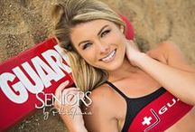 Just Beachy / by Seniors by Photojeania