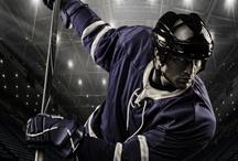 Hockey / Inspiration for Hockey Portraits
