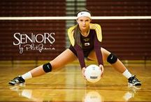 Volleyball / Volleyball senior picture ideas for girls