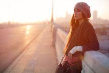Urban Fashion / Urban senior picture ideas for girls. Urban senior pictures. Fashion senior pictures. Urban senior photography.