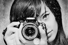 Photographer Lifestyle / Senior picture ideas for girl with camera. Camera senior pictures. Senior picture ideas for guy with camera.